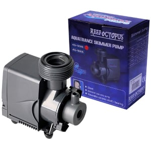 Aquatrance 1000s Skimmer Pump