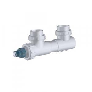 """Aqua UV Classic 15 watt Sterilizer 2"""" - White"""