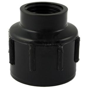 Aqua Ultraviolet Transformer Cap in Black