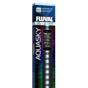 "Fluval Aquasky LED with Bluetooth - 18W (24″-36"")"