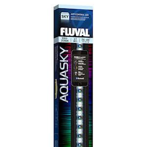 "Fluval Aquasky LED with Bluetooth - 27W (36″-48"")"
