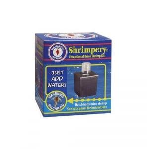 Bay Brand Shrimpery, Brine Shrimp Hatchery