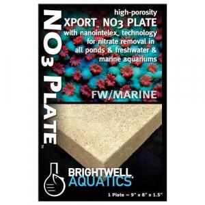 """Brightwell Aquatics Xport NO3 Plate  - Nominal 9.00"""" x 8.00"""" x 1.50"""""""
