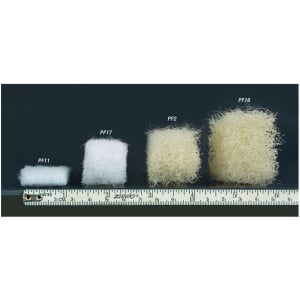 """Washable Filter Material PF2, 28"""" x 7 Yards"""