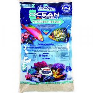 CaribSea Ocean Direct - Original Grade Live Sand, 20 lb.