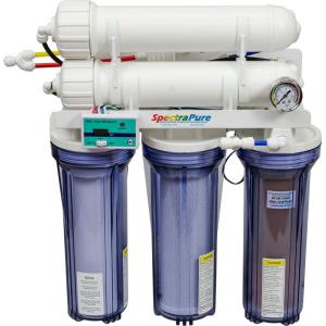 SpectraPure Cspdi 2:1 Manual Flush 180 gpd ro/di System