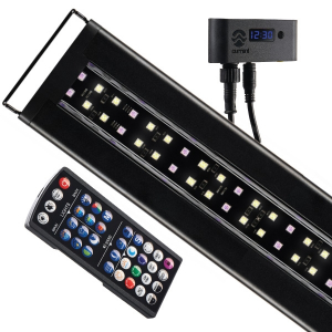 """Current Serene Sun Freshwater LED Light 24""""-36"""" w/Wireless 24 Hr. Remote Control"""