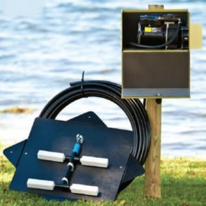 Great Lakes Aeration System with Cabinet DA1C