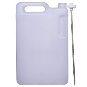 5 Liter Space Saver Deluxe Dosing Container