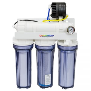 Drinking Water System 4 Gallon Tank and Air Gap Faucet