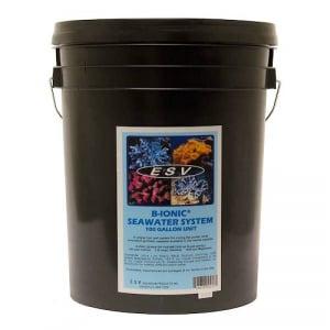 E.S.V. B-Ionic Seawater System 100 Gallon Salt Mix w/ Measuring Supplies