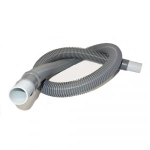 """Flexible Drain Hose 6 ft. Long with 1"""" adapters"""