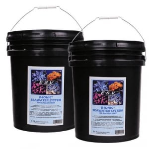 ESV B-Ionic Seawater System 200 gal. refill unit (packaged in two boxes)