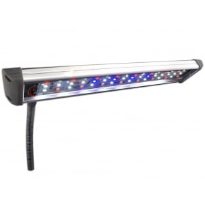 "Finnex FugeRay Planted + Cliplight Aquarium LED Light - Plus Moonlights + 10"""