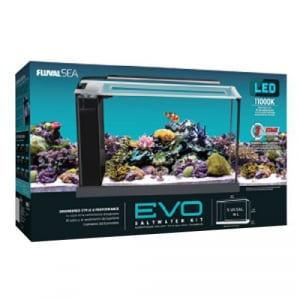 FluvalSea Evo V Marine Aquarium Kit 5 gal.