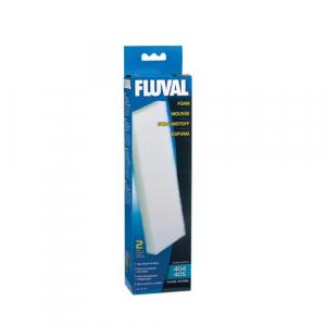 Fluval 404/405 Filter Foam Block (2/Pack)