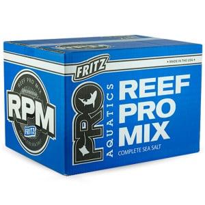Fritz PRO R.P.M. Salt Mix - 55 lb Box (4 x 50 Gal Mix)