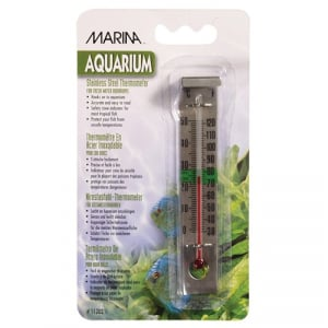 Hanging Stainless Steel Thermometer