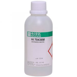 Hanna Distilled Water for Calcium Testing, 230ml.