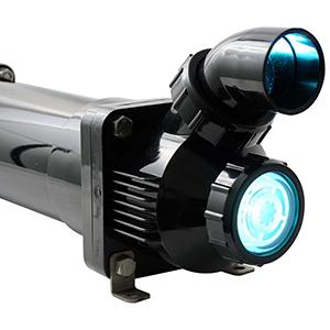 "Lifegard 5"" High Output Amalgam Pro-Max UV Sterilizer 90 Watts"