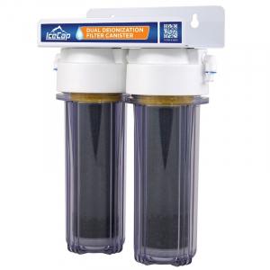 IceCap Dual DI Filter Canister