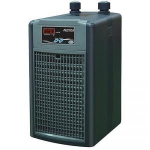 JBJ Arctica 1/4 HP Titanium Aquarium Chiller DBA-200