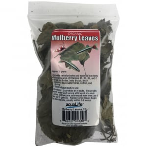 AquaLife Mulberry Leaves, 15 gr.