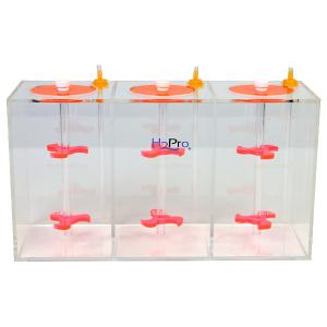 Liquid Storage Dosing Container 3 x 1.5 Liters