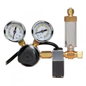 Milwaukee CO2 Regulator w/Solenoid Valve, MA957
