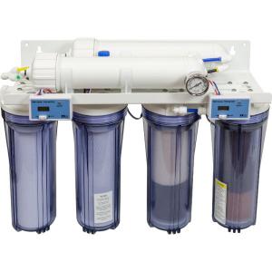 Spectra Pure MaxCap 2:1 Manual Flush 180 gpd ro/di System