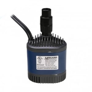 LifeGard Quiet One Pro 200 Pump 87 GPH