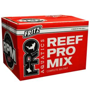 Fritz R.P.M. Redline Salt High ALK - 55 lb Box - 200 Gal Mix