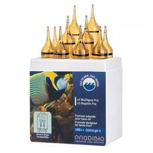 Prodibio Bioclean SW Pro 10 graduated vials, 12 ml. each