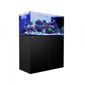 Red Sea Peninsula P500, 132 Gal. Aquarium Kit, Black