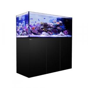 Red Sea Peninsula P650, 175 Gal. Aquarium Kit, Black