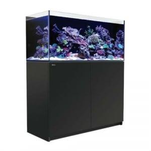 Red Sea Reefer 425 XL, 112 Gal. Aquarium Kit, Black