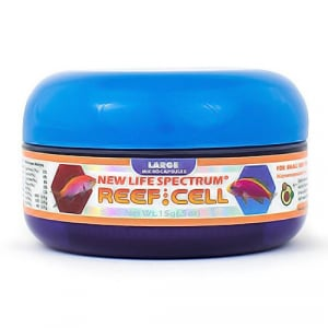 New Life Spectrum Naturox Series- Reef Cell Large Microcapsules Small Reef Fish (400-600 microns) 15g