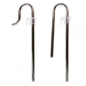 "Stainless Steel Intake Return Pipe Kit 14"" long"