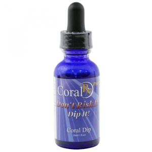 CoralRX PRO Coral Dip, 1 oz. Makes 17 gal.
