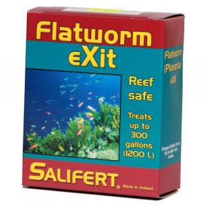 Salifert Flat Worm Exit