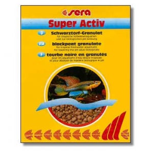 Sera Super-Activ Peat Granulate, 500gr.
