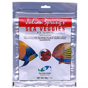 Sea Veggies Seaweed, Red 1oz. (30 gr.) by Two Little Fishes