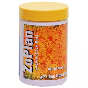 Two Little Fishes ZoPlan Inverts food 1oz.