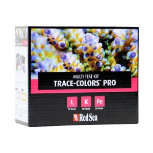 Red Sea Reef Colors Pro Multi Test Kit, Iodine / Potassium / Iron