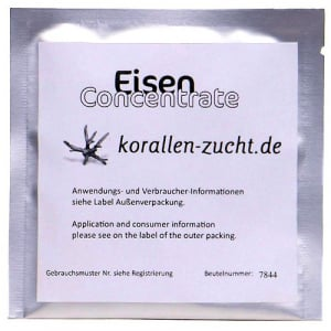 ZeoVit Iron Concentrate Tabs - Slow Release, Automatic Delivery Gel Tabs