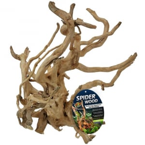 """ZooMed Spider Wood LARGE 16""""-20"""""""
