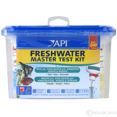 API Freshwater Master Test Kit by API]