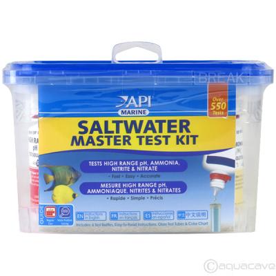 API Saltwater Master Test Kit by API]