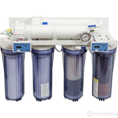 Spectra Pure MaxCap 2:1 Manual Flush 180 gpd ro/di System by SpectraPure]