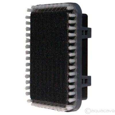 Magnavore Glasscare Brush for use with Magnavore 55G & ER series on glass aquariums by Magnavore]